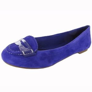 Sperry Cobalt Blue Loafers